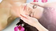Un bel massaggio al cuoio capelluto