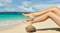Sport e dieta per le gambe pesanti