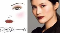 Makeup per Halloween con Shiseido