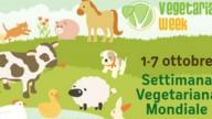 Celebriamo al Settimana Vegetariana Mondiale