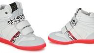 Serafini: sneakers con zeppa