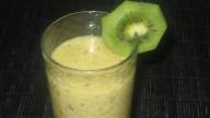 Ricetta: frullato al kiwi energizzante