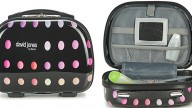 Beauty case a pois