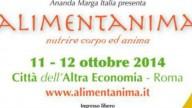 Alimentanima 2014 a Roma, benessere e tanto altro