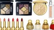 Natale glam con Dior Golden Shock