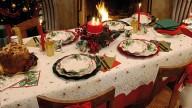 Stop agli stravizi di Natale a tavola? Basta una luce...