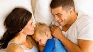 Vita sessuale al top per mamma e papà