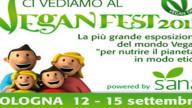 A Bologna il VeganFest 2015