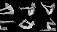 Marilyn Monroe praticava yoga già nel 1948