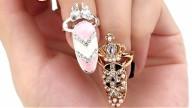 Nail Rings: anelli-gioiello per le unghie