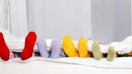 Dormire con i calzini fa bene alla salute