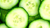 Il cetriolo è un cosmetico naturale