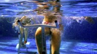 Idrospinning: pedalare in acqua