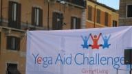 Yoga a Piazza Navona