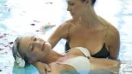 Watsu, il massaggio in acqua