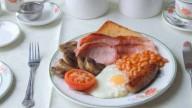 Diffidare delle colazioni abbondanti!