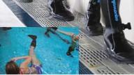Bye Bye cellulite con l'Aquawalk