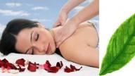 Il massaggio al tè verde contro la cellulite