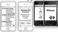 Una nuova App a tutto fitness per iPhone