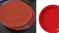 Piatti rossi per dimagrire