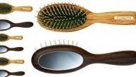 Idea regalo: spazzole in legno pregiato
