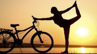 Dagli Usa arriva il cycle-yoga