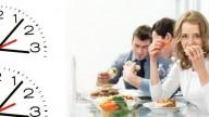 S.O.S dieta: Mai pranzare dopo le 15.00