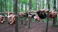 La ginnastica paleolitica