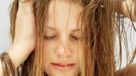 Maschere casalinghe per capelli secchi
