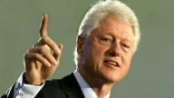 Bill Clinton, vegano per salute