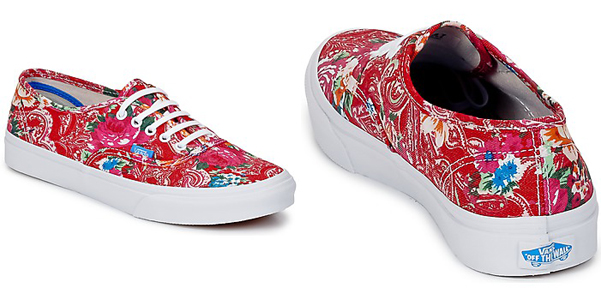 vans donna colorate