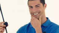 Cristiano Ronaldo, Facial Fitness Pao: il video