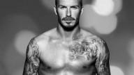 Gli uomini vogliono i capezzoli di Beckham