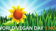 Primo novembre, World Vegan Day