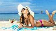 Le donne hanno paura della spiaggia!