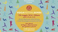YogaFestival Bimbi, per la prima volta a Milano