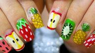 Fruit Nails: la nuova tendenza per unghie fashion