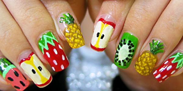 fruit-nails