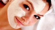 Una maschera per il viso purificante a base di ceci