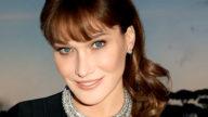 Carla Bruni: 'I 50 anni non sono un'età divertente'