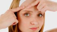 Maschera per il viso contro la pelle impura