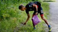 Plogging, la corsa che aiuta la natura