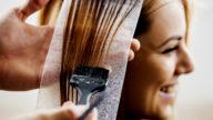 Una tintura per capelli non tossica grazie al grafene