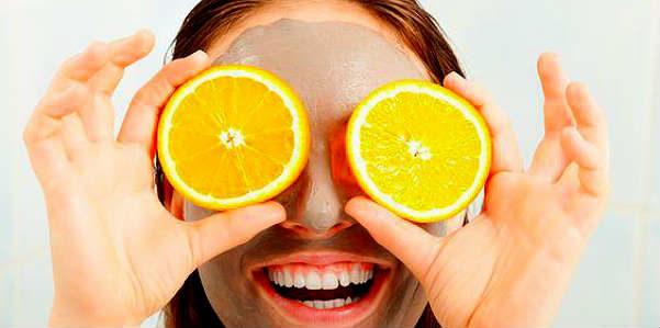 Maschera detox per il viso