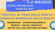 Il primo Festival Italiano di Yoga della Risata