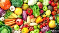 Rughe? Frutta e verdura meglio delle creme!