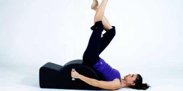 Pilates Pancia Piatta Con La Step Barrel Wellness Farm