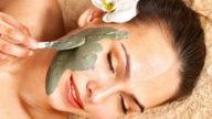 Maschera purificante con infuso di rosmarino