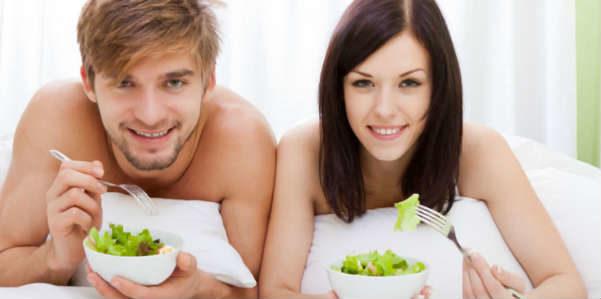 La dieta di coppia è il nuovo trend