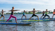 I benefici del Sup Yoga